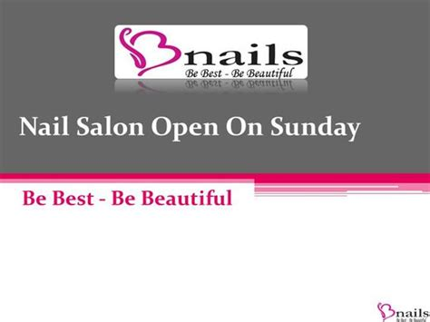hairdressers dunedin open sunday best nail salon in hereford which open on sunday authorstream