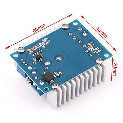 Step Up 150w 8 16v To 8 46v Dc Boost Converter Penaik Tegangan Volt drok 174 150w dc boost converter power transformer module voltage regulator board 10 32v 8 16v to 8