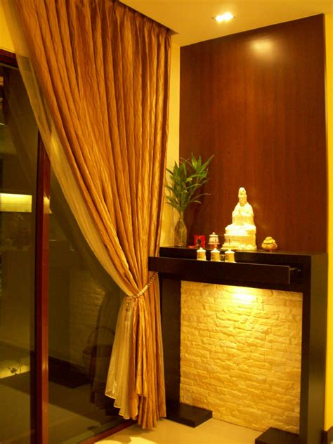 modern chinese altar designs for home lt design studio setia eco park shah alam modern