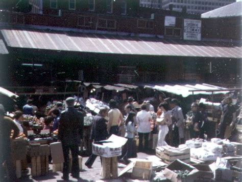 boston haymarket square  flickr photo sharing