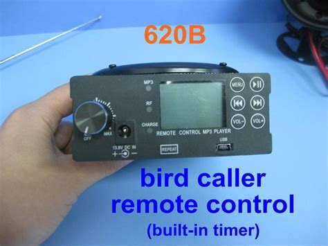 hw620b hunting bird song player china manufacturer