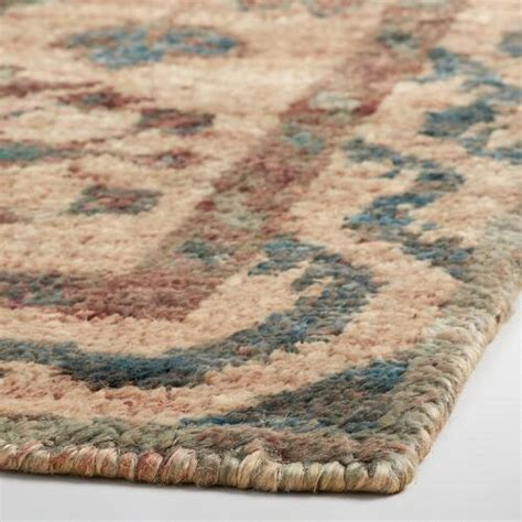 6x9 jute rug 6x9 teal and knotted jute zola area rug world market