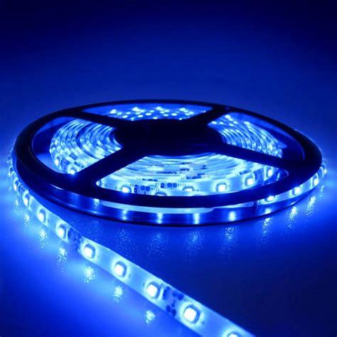 Led Warna Biru jual lu led biru blue smd 3528 5 m fleksible hias 5m toko sinar terang