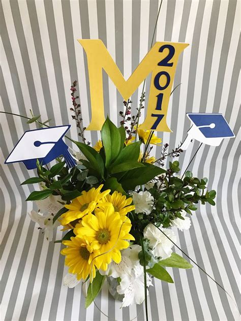 centerpieces for graduation high school best 25 graduation centerpiece ideas on