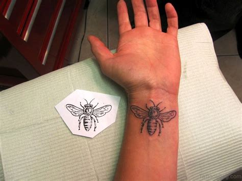 tattoo prices doncaster collection of 25 bee tattoo for wrist