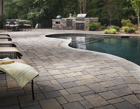 pool pavers tips for landscaping near swimming pools install it direct