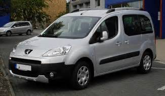 Peugeot Panter File Peugeot Partner Tepee Ii Frontansicht 17