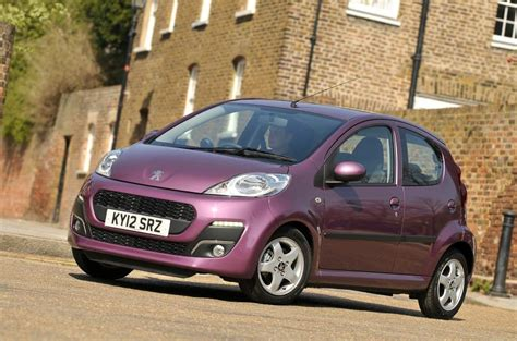 peugeot 102 car peugeot 107 2005 2014 review 2017 autocar
