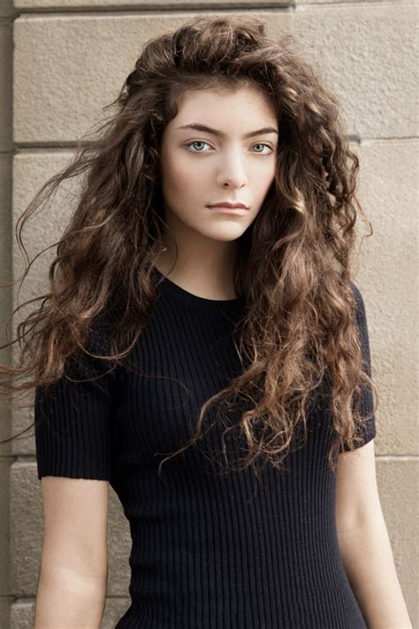 one to watch lorde celebrity the urban silhouette