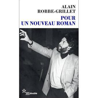 libro pour un nouveau roman pour un nouveau roman poche alain robbe grillet achat livre ou ebook achat prix fnac