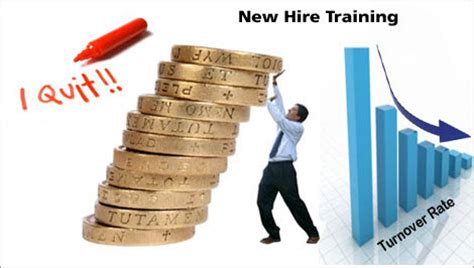 conducting effective new hire to reduce turnover