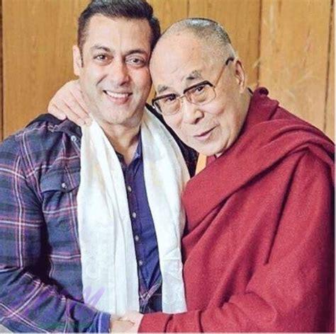 film hindi lama salman khan with dalai lama pics bollywood actor movie