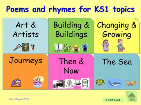 new year re planning ks1 ks1 poetry a selection of poetry for ks1 topics
