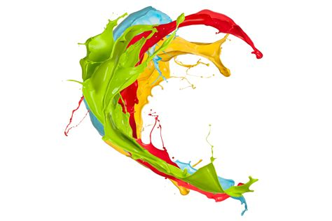 wallpapers paint splash colors design paint