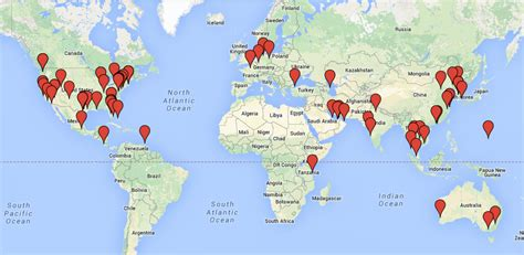 map usa hton hyatt hotel map world map 07