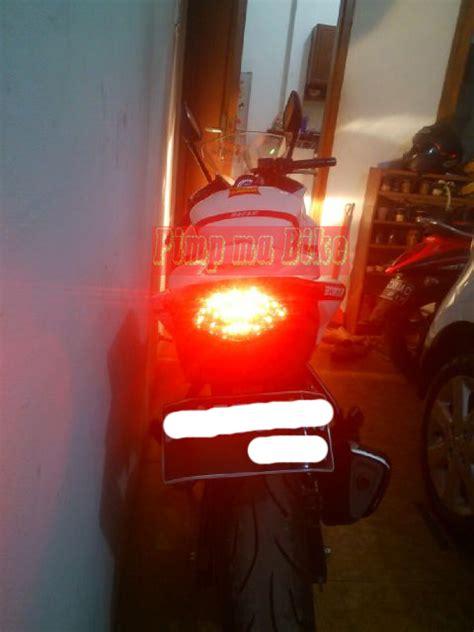 Lu Senja Led Cbr 150 Fi Cbr 150 K45 All New Cbr 150 Cbr 250 lu belakang cbr 150r pimp ma bike