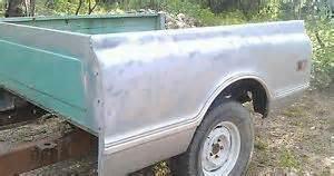 67 72 chevy gmc truck wide bed swb fleetside bed in