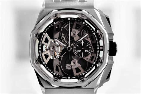 Audemars Piguet Matic 3 on audemars piguet royal oak offshore tourbillon chronograph 25th anniversary watchlounge