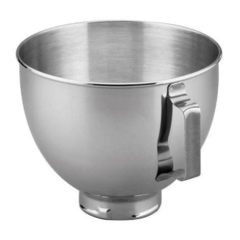 Kitchen Aid Mixer Bowl by Cheap Kitchenaid K45sbwh Bowl For Pivot Stand Mixer Stainless Steel Mixing Bowls
