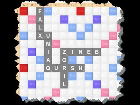 scrabble words with q and j 30 big scoring scrabble words using the j q x and z