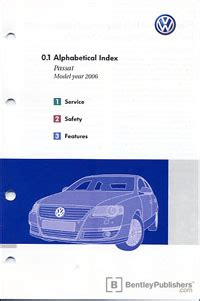 Volkswagen Passat Owner Manual