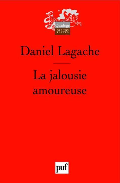 livre la jalousie amoureuse psychologie descriptive et - La Jalousie Amoureuse