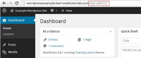 tutorial backup wordpress tutorial on how to backup wordpress learn web tutorials