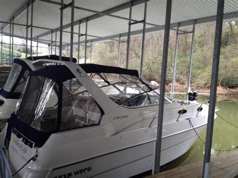 four winns boat enclosure four winns 278 vista boats for sale boats