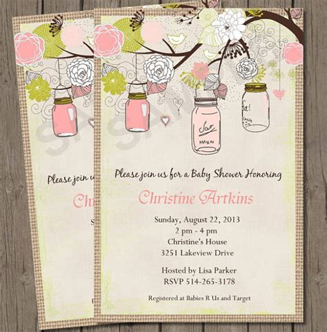 Vintage Invitations Baby Shower by Vintage Baby Shower Invitations Dolanpedia Invitations