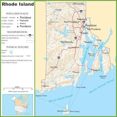 rhode island on map visit rhode island make plans maps at map roundtripticket me