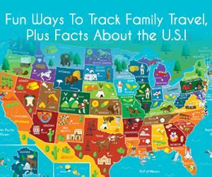 5 ways to create a kid friendly family room home stories creative ways to track family travel plus fun facts about