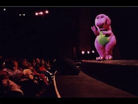 new york city live barney live in new york city 1994