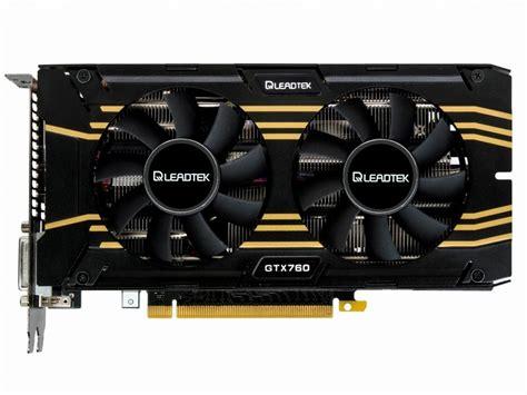 Nvidia Geforce Hurricane Gt960 Oc leadtek anuncia su geforce gtx 760 4gb hurricane