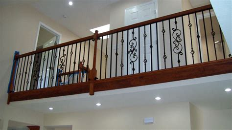 holzkonstruktion balkon balcony 187 v m iron works inc in the san jose bay area