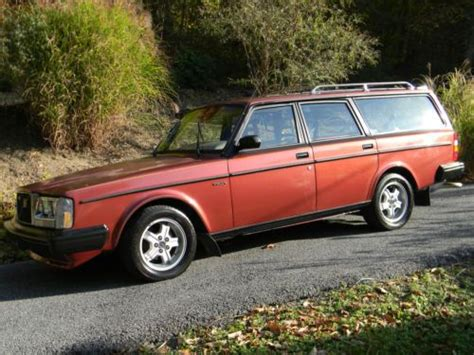 find   volvo  glt red turbo wagon  dickerson maryland united states