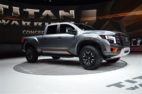 nissan titan warrior 2016 nissan titan warrior concept picture 661607 truck