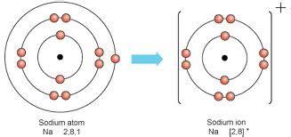 salt l negative ions ions chemistry