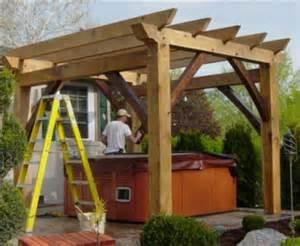 Timber Frame Pergola Plans by How To Build Timber Pergola Pdf Plans