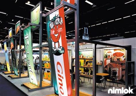 trade show booth design orange county nimlok creates and builds portable trade show exhibits and
