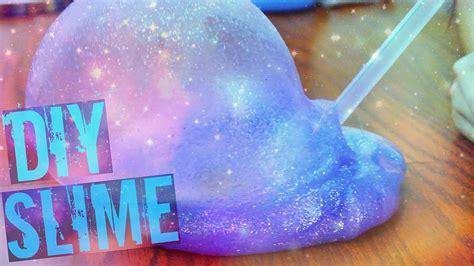 diy slime borax diy galaxy slime without borax
