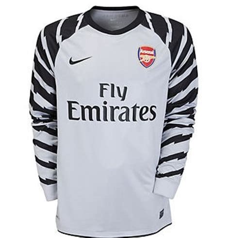 Jersey Arsenal Gk Home 11 12 arsenal nike 2010 11 arsenal nike goalkeeper home shirt review compare prices buy