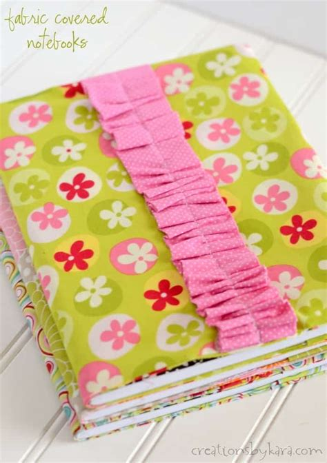 composition notebook pattern fabric fabric composition notebook cover tutorial