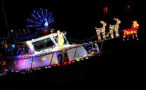 sarasota christmas boat parade of lights ht