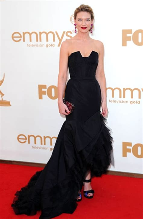 anna torv doing now anna torv emmys 2011 what all the stars wore us weekly