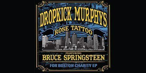 rose tattoo dropkick murphys bruce springsteen quot high hopes quot bruce springsteen lyric