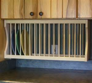 wooden kitchen plate rack cabinet under cabinet 16 plate rack by nicoletwoodproducts on etsy