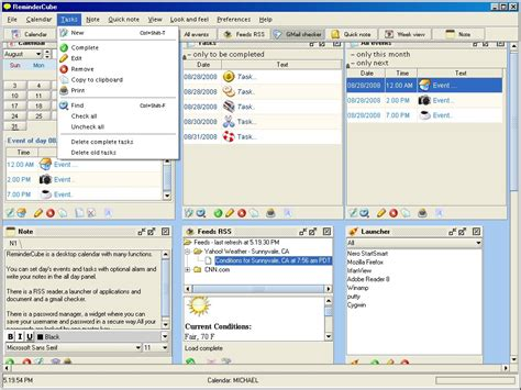 Free Calendar Software Free Program Calendar Desktop Freeware