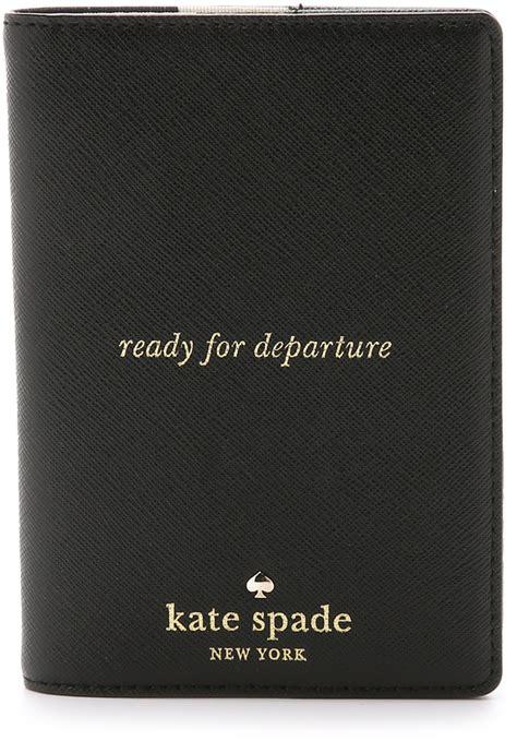 Kate Spade Passport 5 kate spade passport holder shopstyle co uk