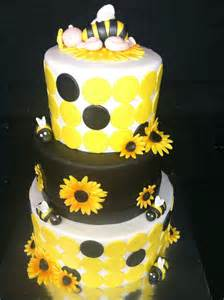 pin bumble bee baby shower cake kelcie ideas my