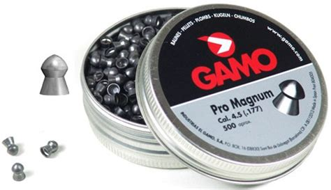 Gotripellest Gamo 6 Mm Isi 500 gamo airgun pro magnum 177 cal slug pellets and outdoor supplies